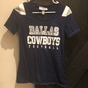 Dallas Cowboys Bling Shirt by Cowboys Her Style